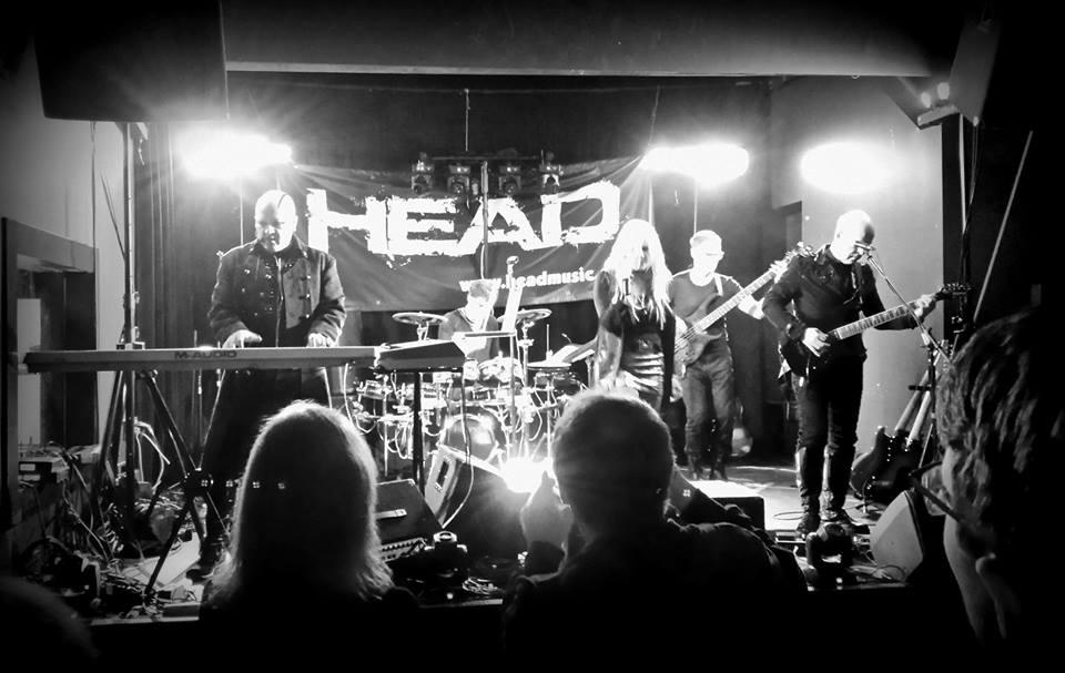 HEAD B&W - Rob Snopek