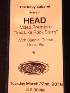 sex like rockstars tickets video release