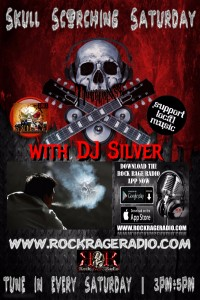 dj silver radio show HEAD
